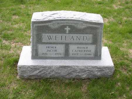 WEILAND, CATHERINE - Shelby County, Iowa | CATHERINE WEILAND
