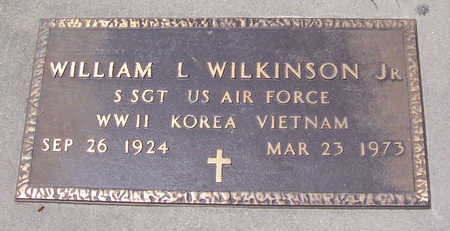 WILKINSON, WILLIAM L., JR. (MILITARY) - Shelby County, Iowa | WILLIAM L., JR. (MILITARY) WILKINSON