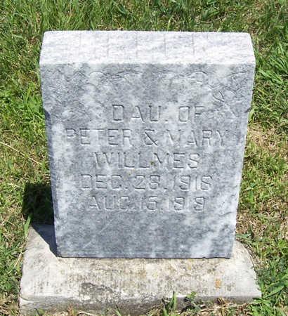 WILLMES, HELEN - Shelby County, Iowa   HELEN WILLMES