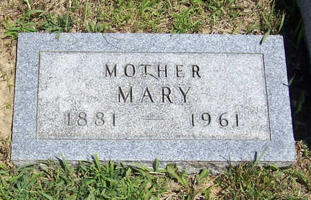 STOLL WILLMES, MARY (MOTHER) - Shelby County, Iowa | MARY (MOTHER) STOLL WILLMES