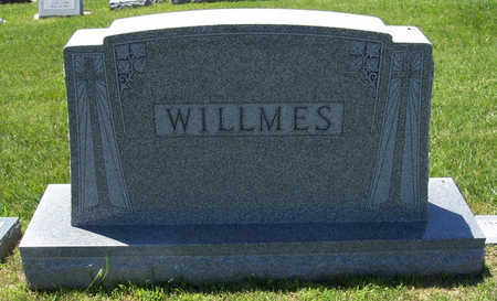 WILLMES, PETER J. & MARY (LOT) - Shelby County, Iowa | PETER J. & MARY (LOT) WILLMES