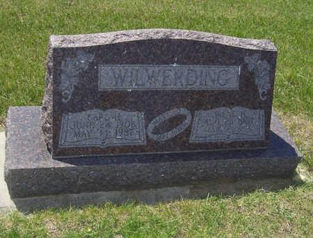 WILWERDING, IRENE H. - Shelby County, Iowa | IRENE H. WILWERDING