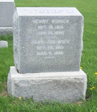 WINDER, JANE - Shelby County, Iowa   JANE WINDER