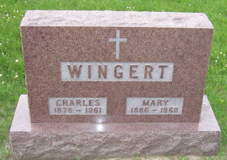 KOHLES WINGERT, MARY - Shelby County, Iowa | MARY KOHLES WINGERT