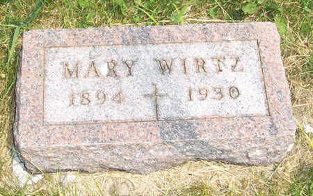 MAJERUS WIRTZ, MARY - Shelby County, Iowa | MARY MAJERUS WIRTZ