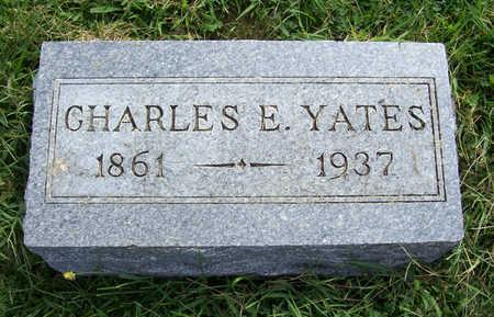YATES, CHARLES E. - Shelby County, Iowa | CHARLES E. YATES