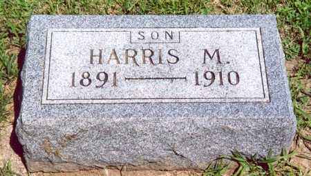 YOUNG, HARRIS M. - Shelby County, Iowa | HARRIS M. YOUNG
