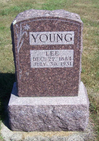 YOUNG, LEE - Shelby County, Iowa | LEE YOUNG