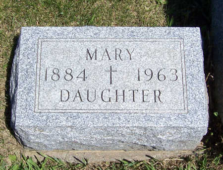 ZIMMERMAN, MARY - Shelby County, Iowa | MARY ZIMMERMAN