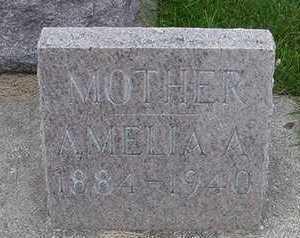 ALBERS, AMELIA (MRS. ALBERT) - Sioux County, Iowa | AMELIA (MRS. ALBERT) ALBERS