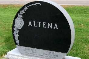 ALTENA, JOHANNA (1916-1995) - Sioux County, Iowa | JOHANNA (1916-1995) ALTENA