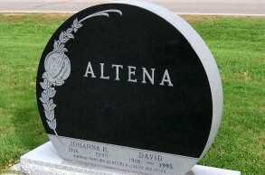ALTENA, DAVID (1918-1995) - Sioux County, Iowa | DAVID (1918-1995) ALTENA