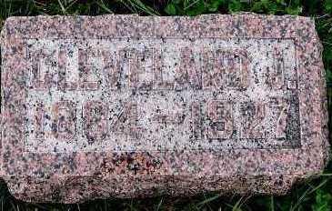 AURIT, CLEVELAND J. (1884-1927) - Sioux County, Iowa | CLEVELAND J. (1884-1927) AURIT