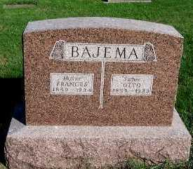 BAJEMA, FRANCES - Sioux County, Iowa | FRANCES BAJEMA