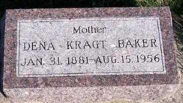 KRAGT BAKER, DENA - Sioux County, Iowa | DENA KRAGT BAKER
