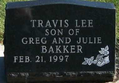 BAKKER, TRAVIS LEE - Sioux County, Iowa | TRAVIS LEE BAKKER