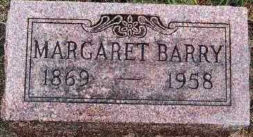 BARRY, MARGARET - Sioux County, Iowa | MARGARET BARRY