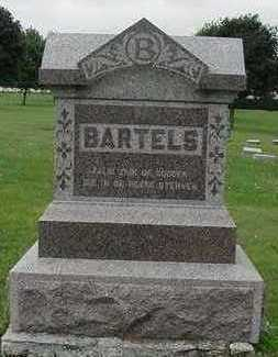 BARTELS, HEADSTONE - Sioux County, Iowa | HEADSTONE BARTELS