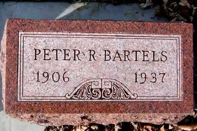 BARTELS, PETER R. - Sioux County, Iowa | PETER R. BARTELS