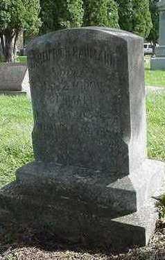 BAUMANN, D. HEINRICH - Sioux County, Iowa | D. HEINRICH BAUMANN