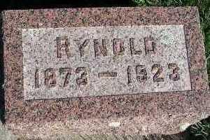 BEEK, RYNOLD - Sioux County, Iowa | RYNOLD BEEK