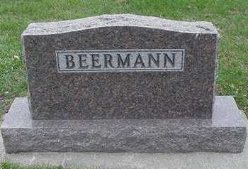 BEERMANN, HEADSTONE FAMILY - Sioux County, Iowa | HEADSTONE FAMILY BEERMANN