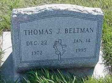BELTMAN, THOMAS J. - Sioux County, Iowa | THOMAS J. BELTMAN