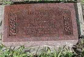 BERGHORST, DENA - Sioux County, Iowa | DENA BERGHORST