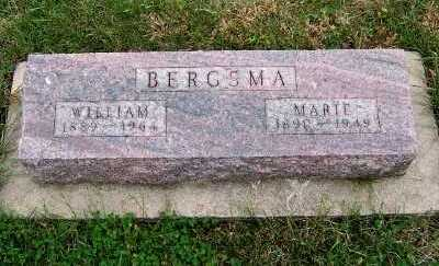 BERGSMA, WILLIAM - Sioux County, Iowa | WILLIAM BERGSMA