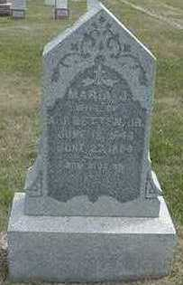BETTEN, MARIA J. - Sioux County, Iowa   MARIA J. BETTEN