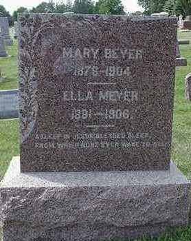 BEYER, MARY - Sioux County, Iowa | MARY BEYER