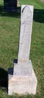 BLOEM, ANNA (1906-1910) - Sioux County, Iowa | ANNA (1906-1910) BLOEM