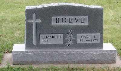 BOEVE, CASE H. - Sioux County, Iowa | CASE H. BOEVE