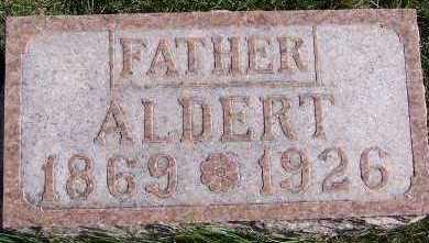 BONTHUIS, ALDERT - Sioux County, Iowa | ALDERT BONTHUIS