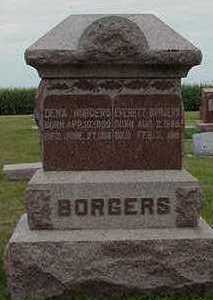 BORGERS, EVERETT - Sioux County, Iowa | EVERETT BORGERS