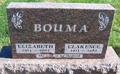 BOUMA, ELIZABETH - Sioux County, Iowa | ELIZABETH BOUMA