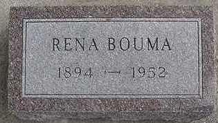 BOUMA, RENA - Sioux County, Iowa | RENA BOUMA
