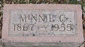 BOWEN, MINNIE C - Sioux County, Iowa | MINNIE C BOWEN