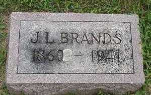 BRANDS, J.  L. - Sioux County, Iowa | J.  L. BRANDS