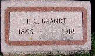 BRANDT, F. C. - Sioux County, Iowa | F. C. BRANDT