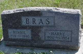 BRAS, MINNIE - Sioux County, Iowa | MINNIE BRAS