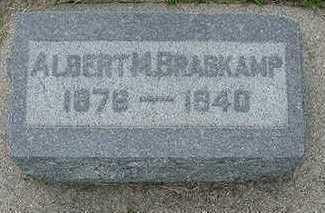 BRASKAMP, ALBERT M. - Sioux County, Iowa   ALBERT M. BRASKAMP