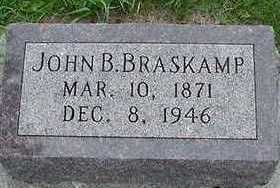 BRASKAMP, JOHN B. - Sioux County, Iowa | JOHN B. BRASKAMP