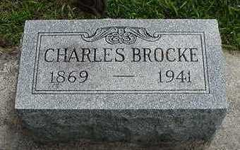 BROCKE, CHARLES - Sioux County, Iowa | CHARLES BROCKE