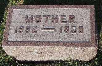 BROLSMA, MOTHER - Sioux County, Iowa   MOTHER BROLSMA