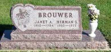 BROUWER, HERMAN S. - Sioux County, Iowa | HERMAN S. BROUWER