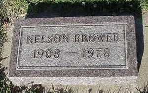 BROWER, NELSON - Sioux County, Iowa | NELSON BROWER