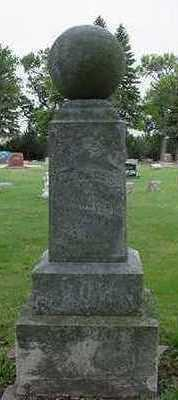BROWN, WM. - Sioux County, Iowa | WM. BROWN
