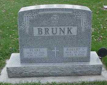 BRUNK, PEARL - Sioux County, Iowa | PEARL BRUNK