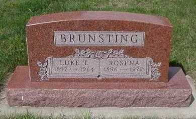 BRUNSTING, ROSENA - Sioux County, Iowa | ROSENA BRUNSTING